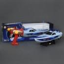 Катер 868 (12) р/у, на батарейках, в коробці [Коробка] - 6904665150336