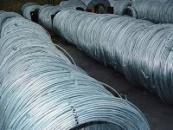 Проволока оцинкованная ОН d-0,1-10мм сталь СТОМ,СТ1КП