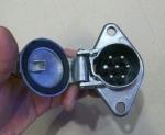 Розетка електрична 24V N-тип