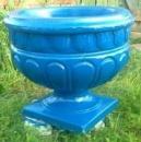 Большое кашпо вазон декоративной формы для дачи или сада, купить по оптовой цене у производителя.