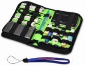Чехол для кабелей , зарядок, проводов, наушников, флешки, органайзер