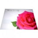 Папка-конверт на кнопке А4 «Because I'm lady» от ТМ Leo