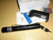 Зеленый Лазер (Green laser) 500 мВт аккумулятор