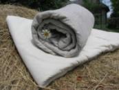 Льняные одеяла