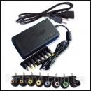 Универсальное зарядное устройство ноутбука 12-24В.