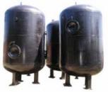 Фильтры натрий-катионитные I и II ступени ФИПа