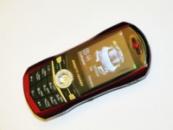 Телефон машина Bugatti Veyron C618 Красный - Эксклюзивный телефон!