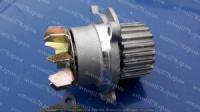 Насос водяной 2110, 2111, 2112 с 16 клапанным мотором Лузар TURBO 7 лоп (помпа) LWP 01124