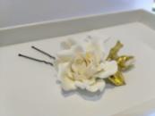 Шпилька из полимерной глины (ручная работа) арт: 83