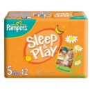 Памперсы Sleep & Play 5, (11-18кг) 42шт. Польша