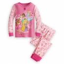 Пижама для девочки все принцессы.