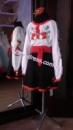 Украинский костюм с лентой « Полевые цветы » 1003