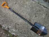 Лопата штыковая FISKAR SOLID (131413)