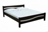 Кровать Л 215 деревянная 1600х2000