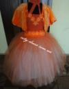 Карнавальный костюм «Лиса, лисичка» КД03
