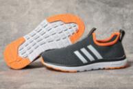 Кроссовки женские 17604, Adidas sport, темно-серые [ 41 ] р.(41-26,8см)