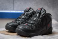 Зимние мужские кроссовки 30461, Fila Spaghetti, черные ( 42  )