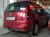 Тягово-сцепное устройство (фаркоп) Volkswagen Touran (2003-2015)