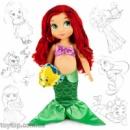 Кукла Ариэль / Disney Animators' Collection Ariel Doll - 16''