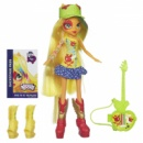 My Little Pony Equestria Girls Applejack Doll with Guitar, девушка Эквестрии Эпплджек с гитарой