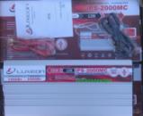 Luxeon IPS-2000MC Преобразователь 12v/220v «Тепло-электро»