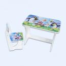 Столик со стулом «Пингвины»