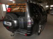 Тягово-сцепное устройство (фаркоп) Mitsubishi Pajero Wagon IV (2007-2020)