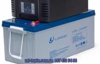 Аккумуляторная батарея Luxeon LX 12-200G(гель)