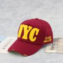 13-199 бейсболка NYC крутая кепка