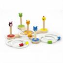 Игра «Брось кольцо», Viga Toys (50174)