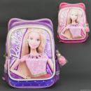 Рюкзак школьный для девочки «Барби»