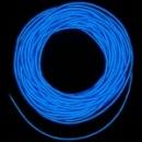 Электролюминесцентный провод II поколение, 2.2мм, синий