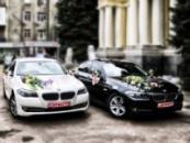 СВАДЕБНЫЕ АВТО BMW 520 i, 528 i - 2014 г в Харькове