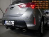 Тягово-сцепное устройство (фаркоп) Toyota Auris (hatchback) (2013-2018)