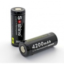 Аккумулятор Soshine 26650 Li-Ion 4200mAh защищенный