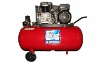 Компрессор поршневой с ременным приводом, Vрес=100л, 350л/мин, 220V, 2,2кВт (AB100/350 220V)