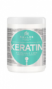 Маска для волос с кератином Kallos Keratin Hair Mask 1000 мл.