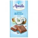 Шоколад Alpinella Альпинелла молочный с кокосом 90г