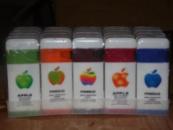 Зажигалки Apple Турбо с фонариком