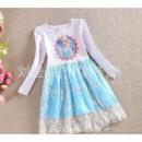 Платье детское 7255