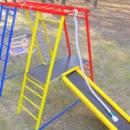 Спорткомплекс «Чемпион 145» из железа для улицы для детской площадки дачи квартиры базы отдыха