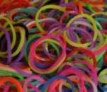 Резинки для плетения Loom Bands, микс однотонных 300 шт.