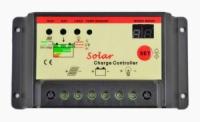 Контроллер Заряда-Разряда 20А с дополнительной функцией настроек длительности освещения .