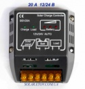 Контроллер Заряда-разряда 20A ( автомат )