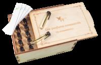 Набір пробників концентрованих духів Les parfums concentrés