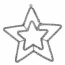 DELUX MOTIF Star белый