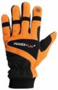 Рукавиці лижні PowerPlay 6906 Оранжеві XL (Універсальні зимові)