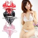 Комплект сексуального женского белья