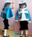 Мушкетеры - детский карнавальный костюм