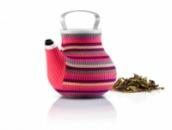 Заварочный чайник «My Big Tea», 1,5 л, розовый чехол
